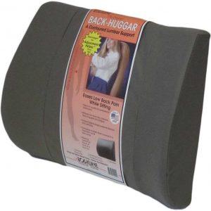 back huggar lumbar pillow